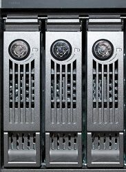 4-Bay Network Attached Storage Drive