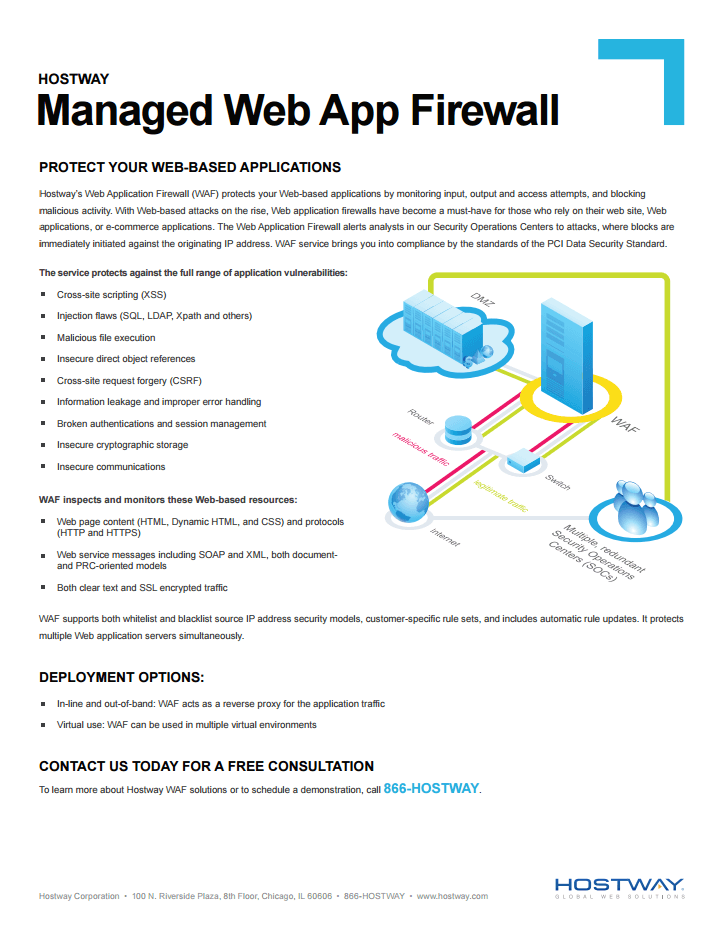 hostway-managed-web-app-firewall