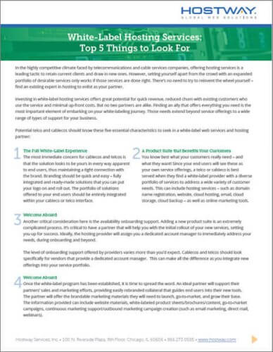 Brochure - Global Partners Top 5