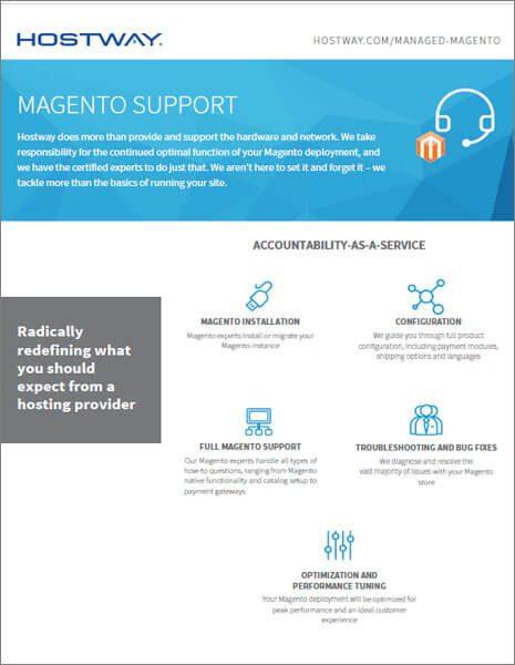 Brochure - Magento Support