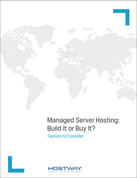 White Paper - Managed Server Hosting: Build It or Buy It?